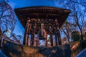 除夜の鐘のイメージ